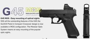 Glock 45 MOS FS 9x19