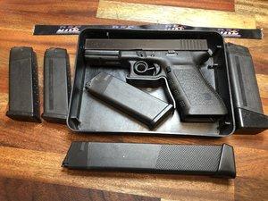 Glock 21 .45 ACP Gen3