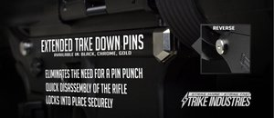 Strike lndustries Extended Pivot / TakeDown Pins