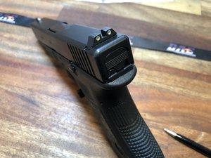 Glock 17 Gen3 9x19 Tritium