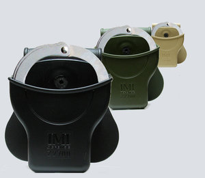 IMI Polymer Handcuff Pouch