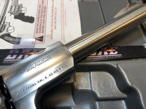 Ruger Super Redhawk .45