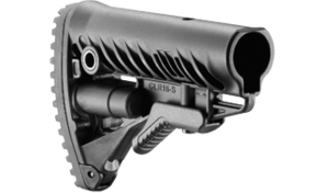 GLR16, AR15 M4 adjustable Buttstock