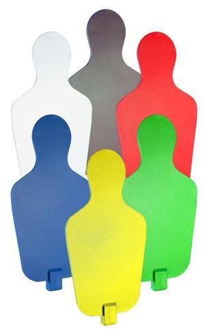 RTS, Plastmål, Torso Target, Self Healing Target