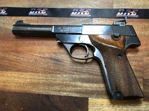 High Standard The Sharpshooter .22 Lr