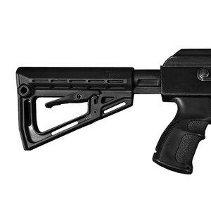 IMI AK MAK1 AK to M4 Stock Adaptor
