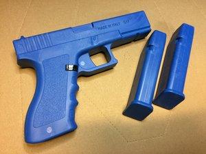 BLUE GUN