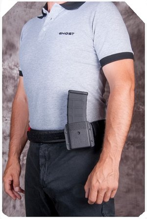 Ghost Civilian RIFLE Magazine Pouch AR15