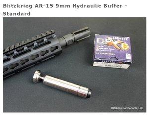 Blitzkrieg Components 9mm Hydraulic Buffer
