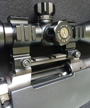 Kulgevär CZ 750 S1 M1 .308W