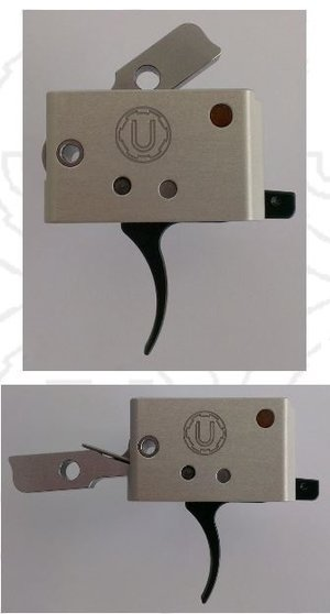 UHL Adjustable Trigger Unit AR15