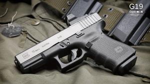 Glock 19 Gen4 MOS