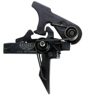 Geissele Super Dynamic 3 Gun (SD3G) Flat Single Stage Trigger