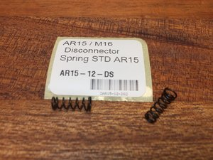 Disconnector Spring STD AR15