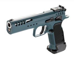 Tanfoglio Limited Custom TEAL BLUE