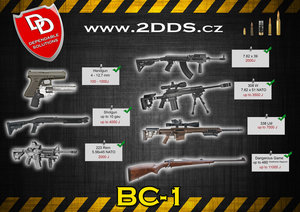 2DDS Bullet Crusher