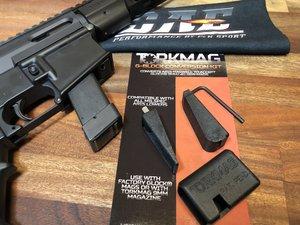 Torkmag G-Block Magwell Adapter Kit