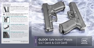 Glock 17 & 19 Gen5