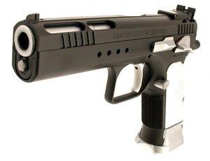 Tanfoglio Limited Custom HC XTREME, Large frame (LF) RESERVDELAR