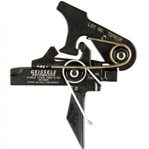 Geissele Single-Stage Precision (SSP) Geissele Flat Bow