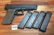 Glock 34, Custom by Spuhr