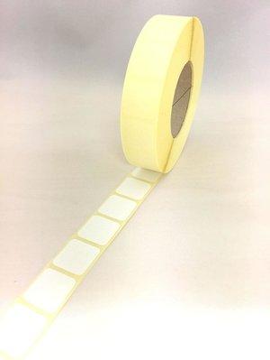 Klisterlappar Fyrkantig 17mm