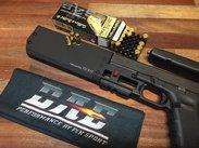 Ljuddämpare till Glock