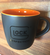 Coffee MUG GLOCK Perfection  BLK/ORANGE