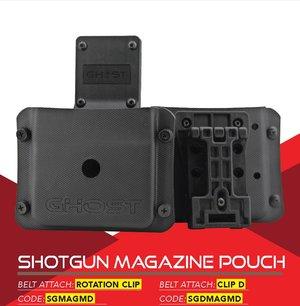 Ghost Shotgun Box Magazine Pouch