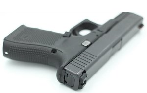 EDC Fiber Front / Black Rear Sight