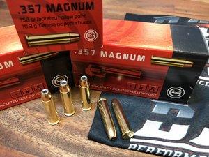 GECO .357 Magnum 158 Grain HSP, 50 ptr