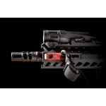 Strike Industries Link Angled QD Sling Mount - Black